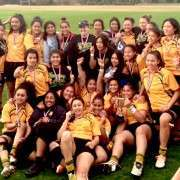 1st Xv Girls Rugby Win