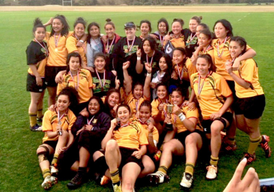 1st XV Girls Win CMSS Final