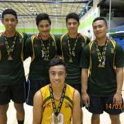 Auckland Volleyball Champs Boys2