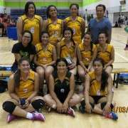 Auckland Volleyball Champs Girls2