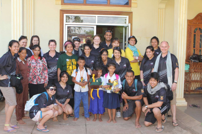 2015 Humanitarian Aid Trip to Cambodia and Laos