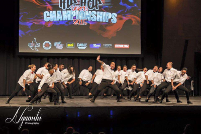 1st at Hip Hop Champs