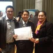 Sulani   Youth Award Winner