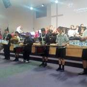 Concert Band At Salvation Army