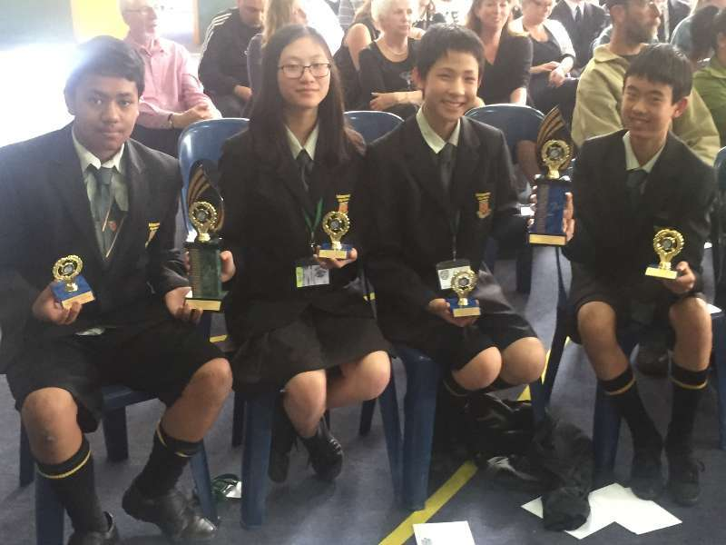Manurewa High School Future Problem Solvers   Off To The World Champs [Edited: 12:41pm 02/11/2015]