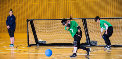 Made in Manurewa - Goalball NZ Champions