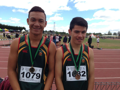 NZSS Athletics Champs