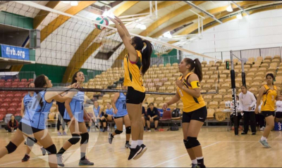 National volleyball finalists learn a valuable lesson