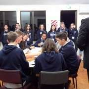 Massey Bootcamp   Students Round Table