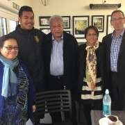 Lelevaga And Sonatane With Manaia, Etiana And Pete Smaller