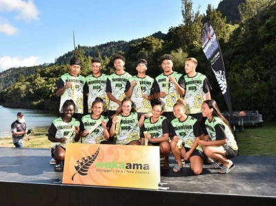 MHS -  Waka Ama Nationals