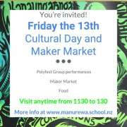 Friday The 13th Open Event