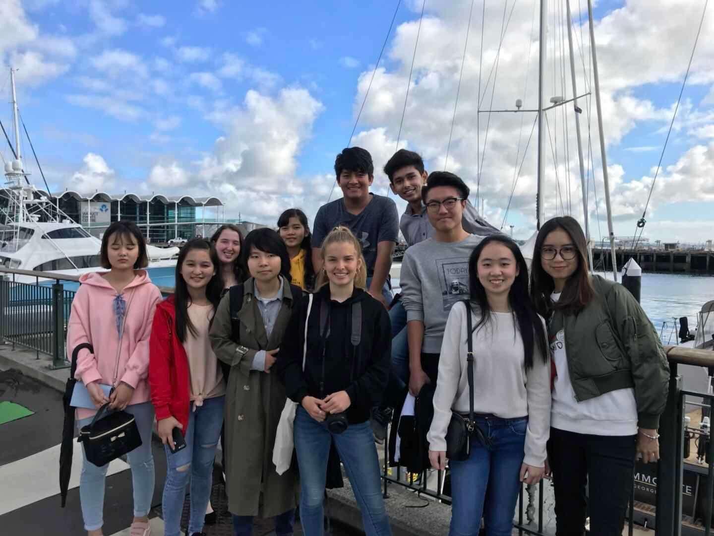 Auckland City Visit