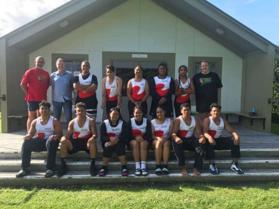 North Island Athletics success
