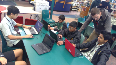 Code Avengers Camp – Year 9 & 10
