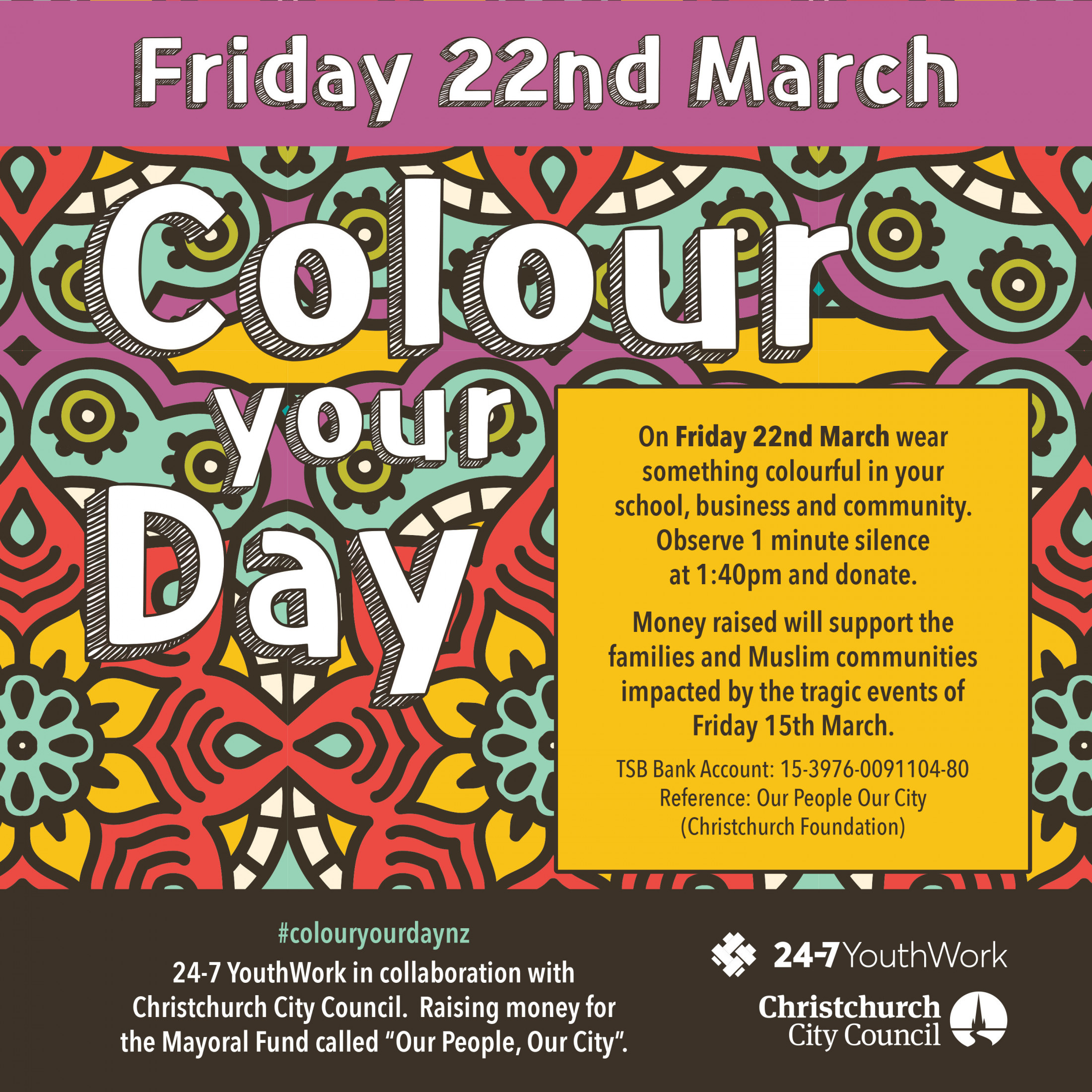 Colour Our Day