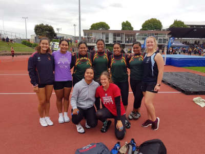 Athletics Auckland Champs