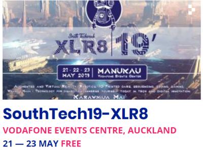 SouthTech19-XLR8