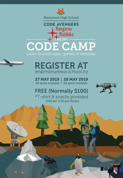 Code Camp - 27 & 28 May