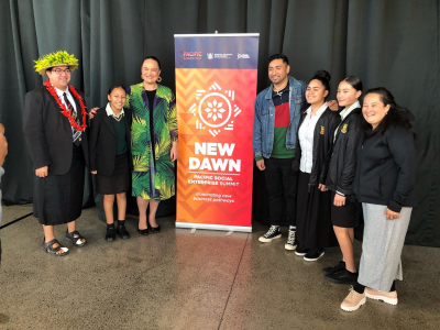 Pacific in Social Enterprise Conference