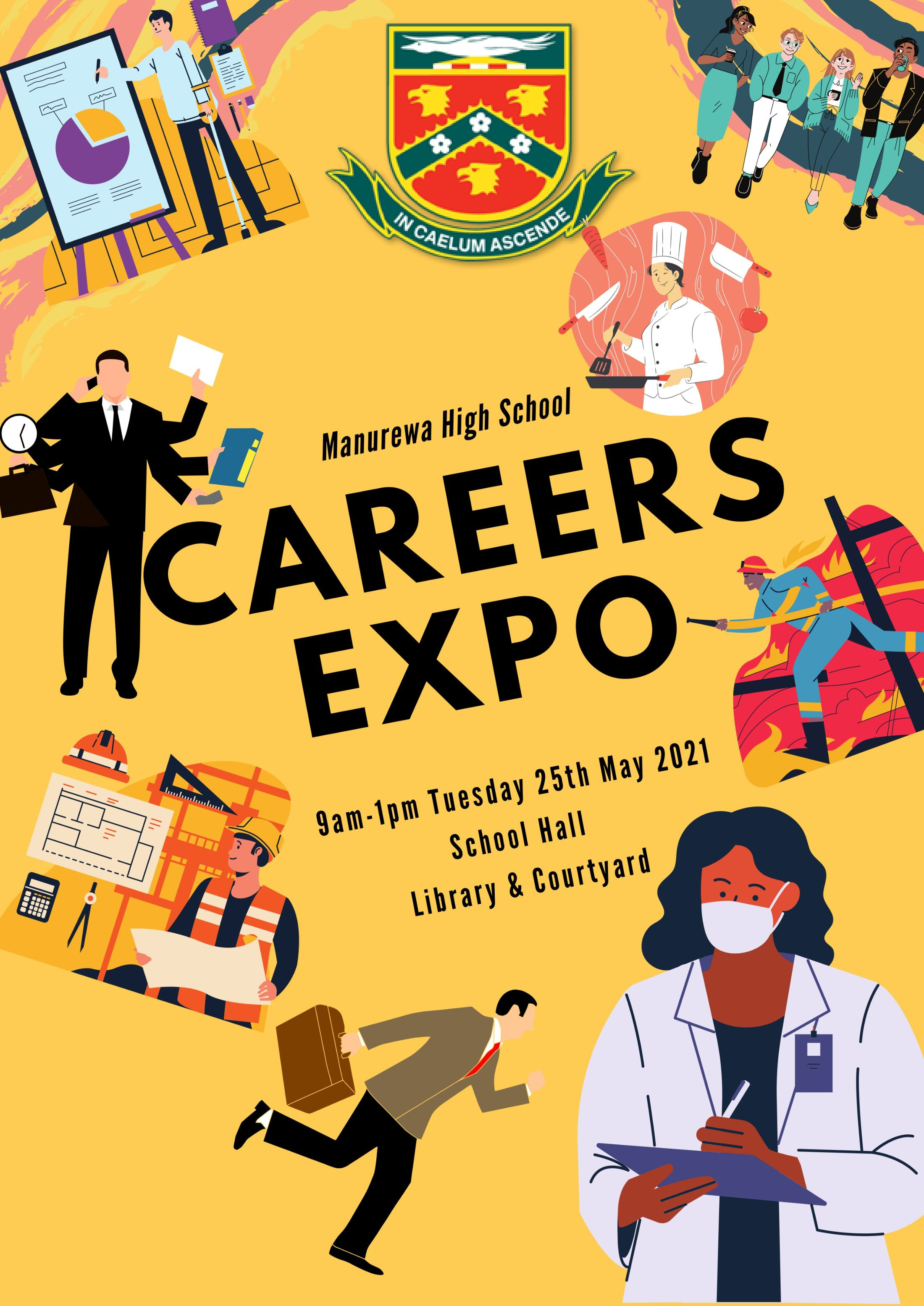 Careers Poster  May 21