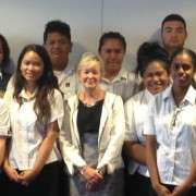Alumni Sandy Kimpton Hosted Year 12 Business Studies Students On A Visit To Hyundai