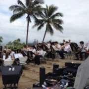 Manurewa High School Concert Band Hawaii 2013
