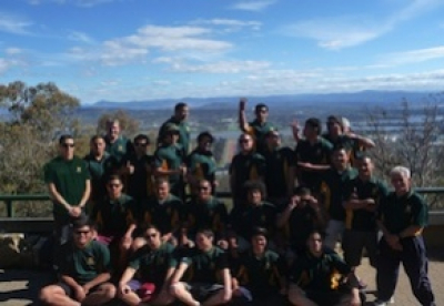 First XV trip to Australia