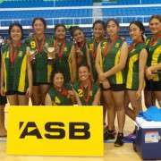 Volleyball Champs 2013 Girls Team