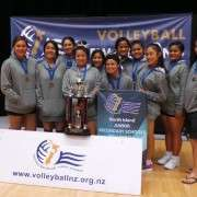 Volleyball Junior Girls Niss Champs 2013