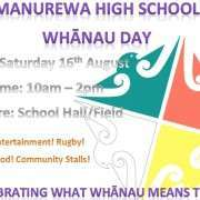 Whanau Day Poster Large
