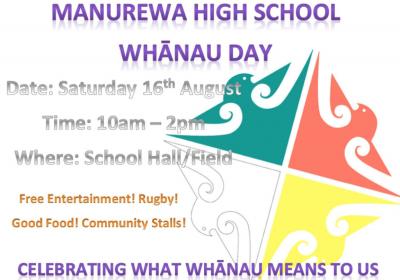 Whanau Day 2014